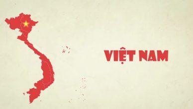 Tên Tiếng Trung các tỉnh thành Việt Nam
