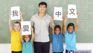 5 lý do tại sao bạn nên học tiếng Trung