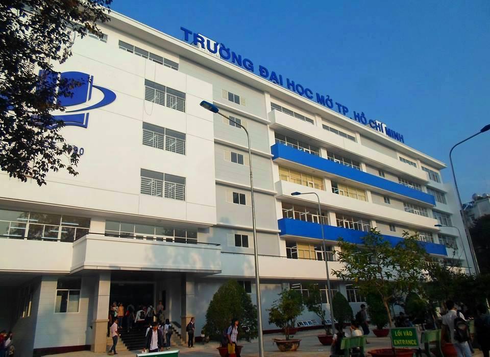 Đại Học Mở - Tp HCM