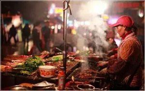 Đường Trung Sơn thành phố Nam Ninh Quảng Tây