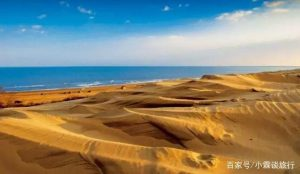 Bờ biển vàng Hà Bắc