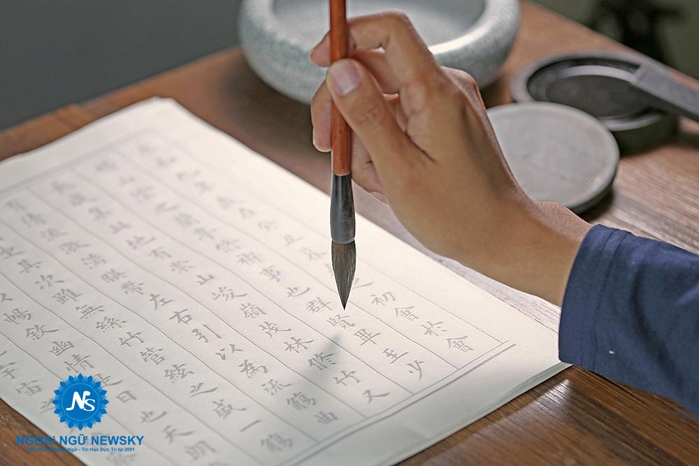 Học tiếng Trung tại NewSky Quận 9