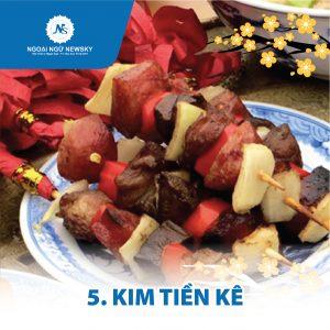Kim tiền kê