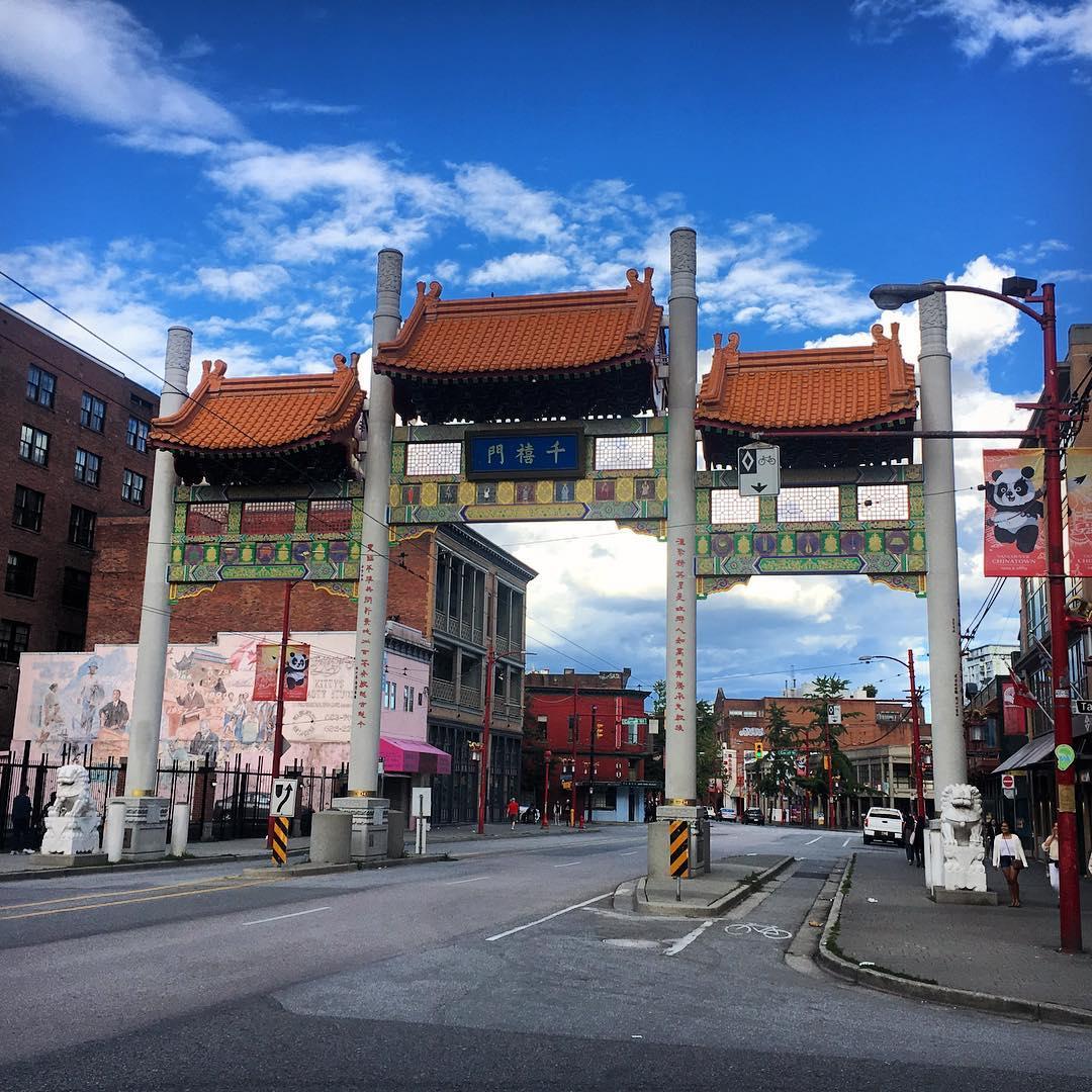 China Town Canada