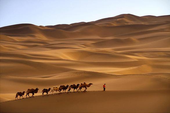 Sa-mạc-Taklamakan