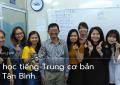 Khóa học tiếng Trung cơ bản quận Tân Bình.