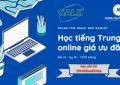 Hoc tieng Trung online gia uu dai